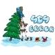 The 404 Error Christmas Theme - GraphicRiver Item for Sale