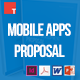 Mobile Apps Proposal Template - GraphicRiver Item for Sale