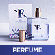 Perfume Packaging MockUp - GraphicRiver Item for Sale