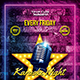 Karaoke Flyer - GraphicRiver Item for Sale