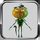 Halloween Pumpkin Character Model - 3DOcean Item for Sale