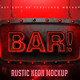 3D Text/ Logo Mockup- Neon Pack - GraphicRiver Item for Sale