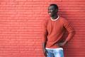 Black Man In Urban Setting - PhotoDune Item for Sale