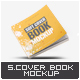Soft Cover Square Book Mock-Up - GraphicRiver Item for Sale