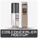 Cosmetic Concealer Mock-Up - GraphicRiver Item for Sale