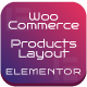 WooCommerce Products Layout for Elementor WordPress Plugin - CodeCanyon Item for Sale