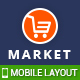 Market - Premium Responsive Magento 2 and 1.9 Store Theme with Mobile-Specific Layout (23 HomePages)