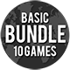 Flags of the World 10 Games Bundle Basic - CodeCanyon Item for Sale