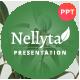 Nellyta Natural Presentation Template - GraphicRiver Item for Sale