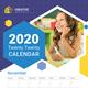 Poster Calendars 2020 - GraphicRiver Item for Sale