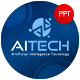 AITech Presentation Template - GraphicRiver Item for Sale