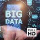 Businessman Open Hand Big Data (FULL HD) - VideoHive Item for Sale