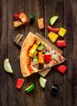 sliced pizza - PhotoDune Item for Sale
