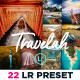 Travel Lightroom Presets - Wanderlust Collection - GraphicRiver Item for Sale