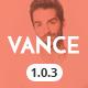 Vance - Minimal Porfolio / Agency WordPress Theme - ThemeForest Item for Sale