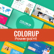 Colorup Powerpoint Template - GraphicRiver Item for Sale