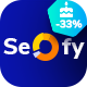 Seofy - Digital & Marketing WordPress Theme