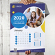 Wall & Poster Calendar 2020 - GraphicRiver Item for Sale