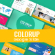 Colorup Google Slide Template - GraphicRiver Item for Sale