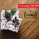 Christmas Collection - Where is my Gift Pattern Set - GraphicRiver Item for Sale