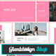 Nycde Fashion Lookbook Google Slides - GraphicRiver Item for Sale