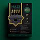 Hajj Flyer 05 - GraphicRiver Item for Sale