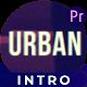 Glitch Urban Intro - VideoHive Item for Sale