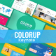 Colorup Keynote Template - GraphicRiver Item for Sale