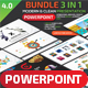 3 IN 1 Powerpoint Presentation Template Update 2 - GraphicRiver Item for Sale