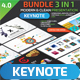 3 IN 1 Keynote Presentation Template - GraphicRiver Item for Sale