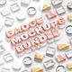 Button Badge Mockups Bundle - GraphicRiver Item for Sale