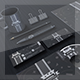Rohera Branding Stationary Identity - GraphicRiver Item for Sale