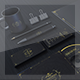 Wisedom Stationary Branding Identity - GraphicRiver Item for Sale