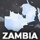 Zambia Map - Republic of Zambia Map Kit - VideoHive Item for Sale