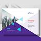 Corporate Brochure Landscape A5 - GraphicRiver Item for Sale
