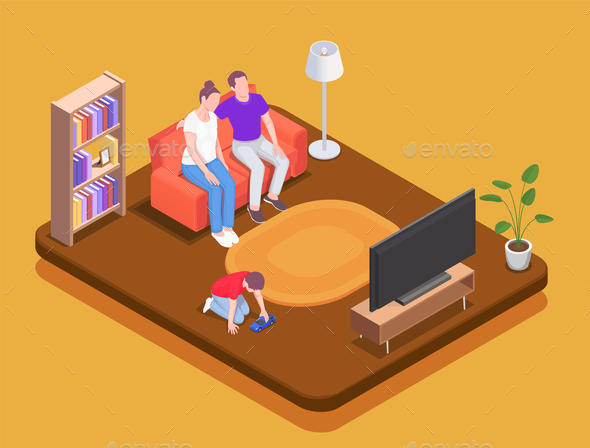 Isometric Family Domestic Composition