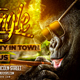 Jungle Party Flyer Template - GraphicRiver Item for Sale
