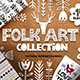 Folk Art Graphic Collection - GraphicRiver Item for Sale