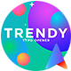 Trendy Typo Opener - VideoHive Item for Sale