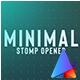 Minimal Stomp Opener - VideoHive Item for Sale