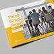 Business Brochure - Landscape - GraphicRiver Item for Sale