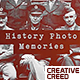 History Photo Memories / Retro Chronicle Slideshow / World War Opener / Significant Events of Past - VideoHive Item for Sale