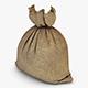 Sack v 4 - 3DOcean Item for Sale