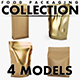 Food packaging collection volume 4 - 3DOcean Item for Sale