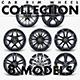 Car Rim Wheel Collection volume 1 - 3DOcean Item for Sale