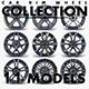 Car Rim Wheel Collection volume 2 - 3DOcean Item for Sale