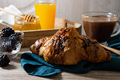 Breakfast Croissant - PhotoDune Item for Sale