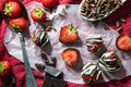 Chocolate Dipped Strawberries - PhotoDune Item for Sale