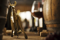 Wine tasting in the cellar and vintage corkscrew - PhotoDune Item for Sale