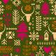 Seamless Ethnic Folk Pattern Handmade - GraphicRiver Item for Sale
